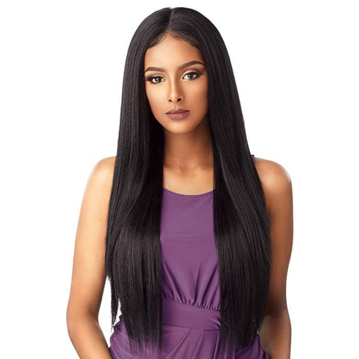 JANELLE | Sensationnel Cloud9 What Lace? Synthetic 13X6 Swiss Lace Frontal Wig - Hair to Beauty | Color Shown:
