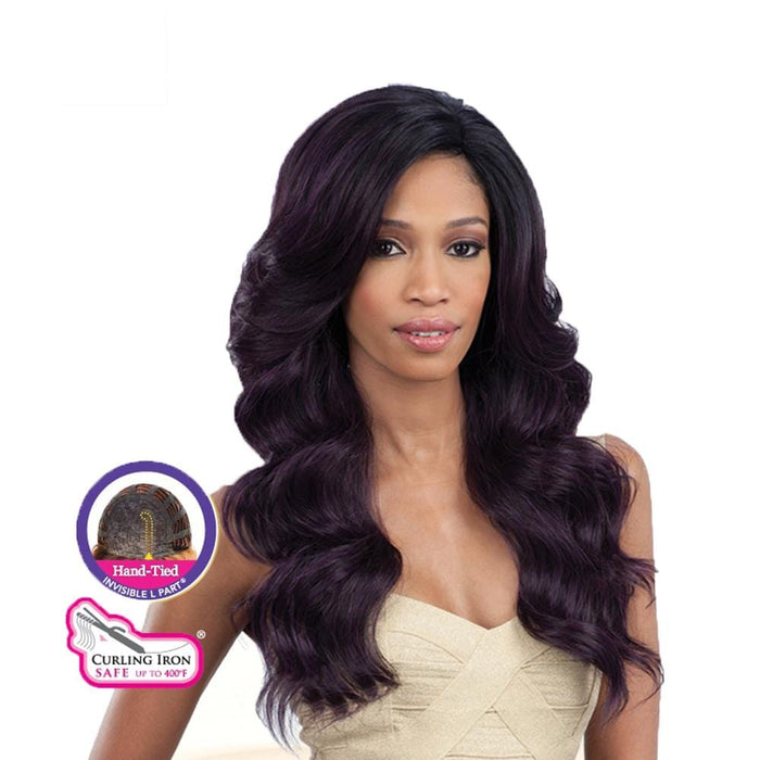 JANUARY | Synthetic Invisible Part Wig - Hair to Beauty | Color Shown: OTDKPU