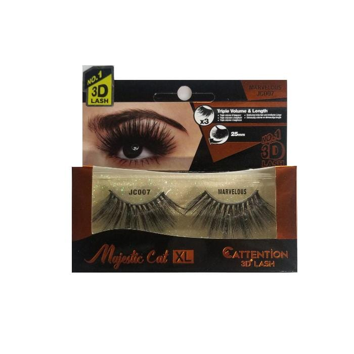 EBIN | Majestic Cat XL 3D Eyelash 25 mm.