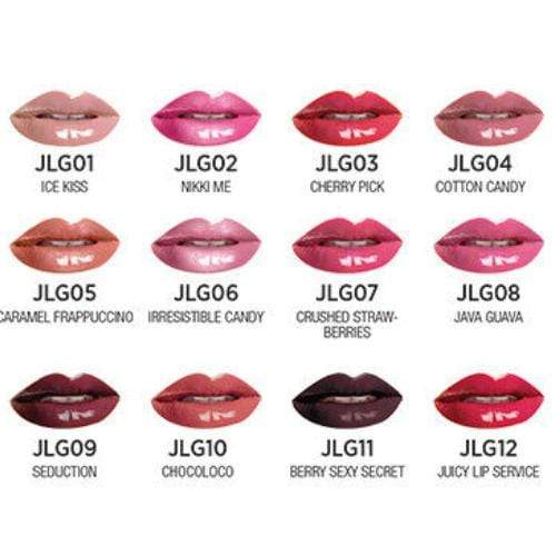 RUBY KISSES | Jellicious Mouth Watering Gloss - Hair to Beauty