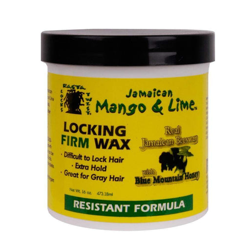 JAMAICAN MANGO & LIME | Firm Resist Locking Wax 16oz - Hair to Beauty