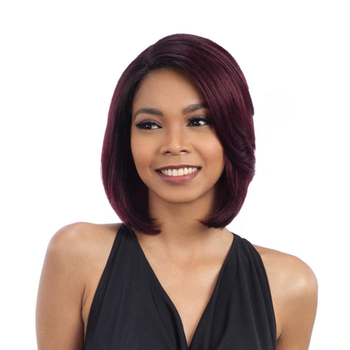 JOCELYN | Bravo Human Hair Lace Wig - Hair to Beauty | Color Shown: OT99J