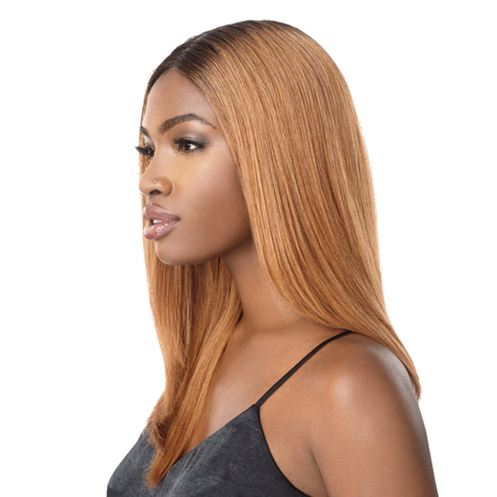 JOELLE | Empire Human Hair Lace Wig.