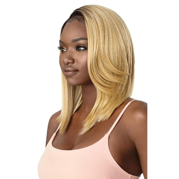 KAILANI | Synthetic Swiss Lace Front Wig.