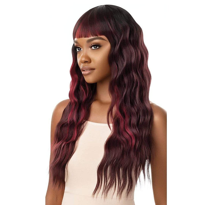 KAYDEN | Wigpop Synthetic Wig.