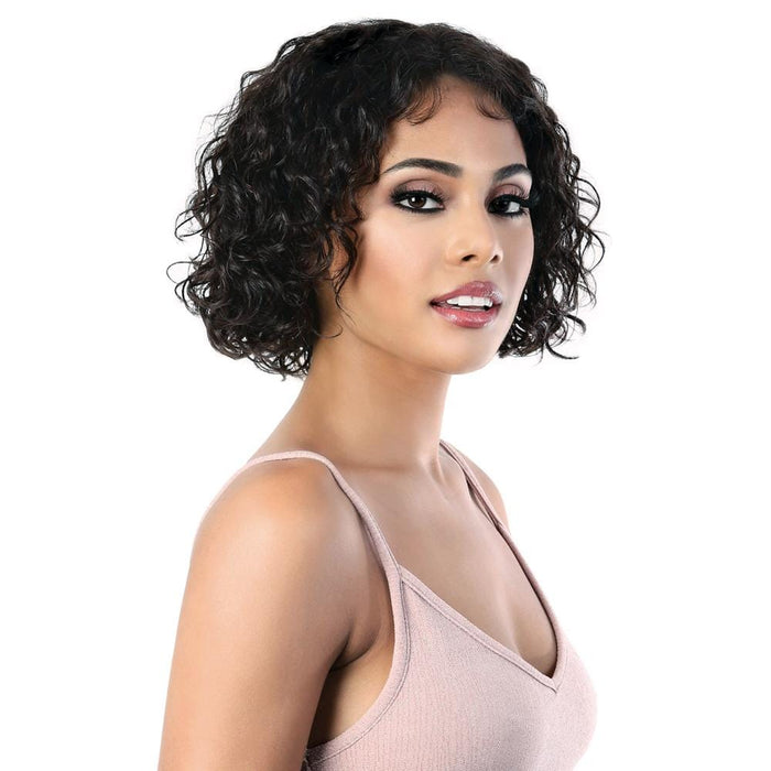 HPLP. KIST | Persian Remy Deep Part Lace Wig - Hair to Beauty | Color Shown: NATURAL