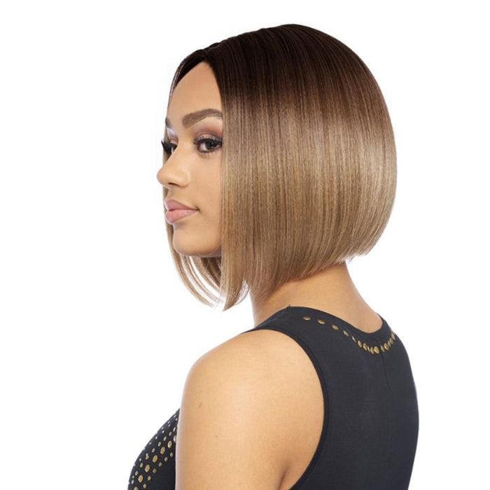KW103 | Kima Synthetic Wig - Hair to Beauty | Color Shown: SGD1418