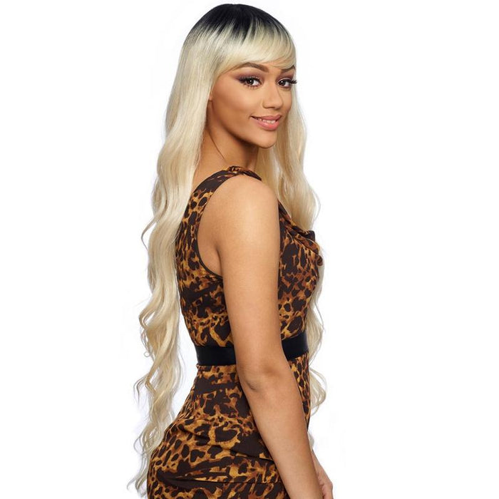 KW901 | Harlem125 Kima Synthetic Wig - Hair to Beauty | Harlem125 Color Shown : SGD4613