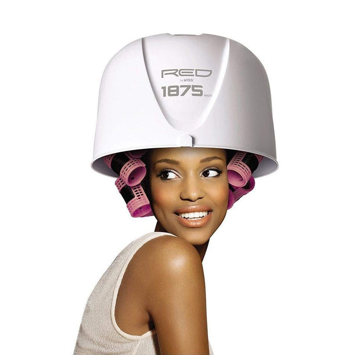RED BY KISS | 1875w Ceramic Tourmaline Hood Dryer - Hair to Beauty