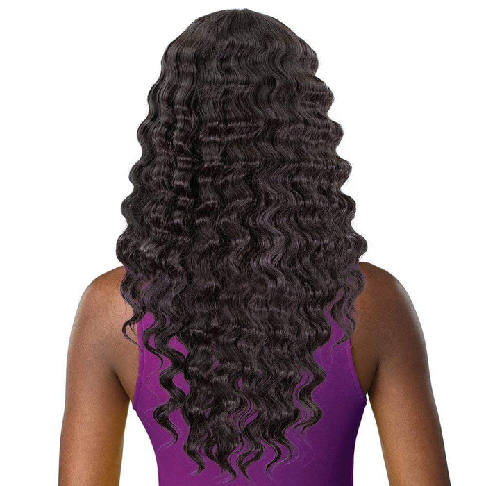LACE UNIT 13 | Sensationnel Dashly Synthetic Lace Front Wig - Hair to Beauty | Color Shown : 1B