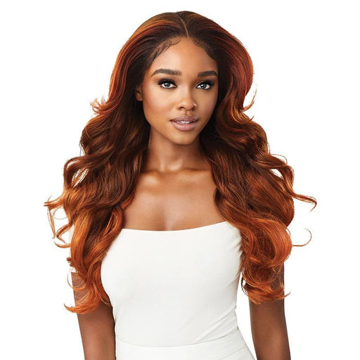 LAUREL | Perfect Hairline Synthetic 13x6 HD Lace Front Wig.