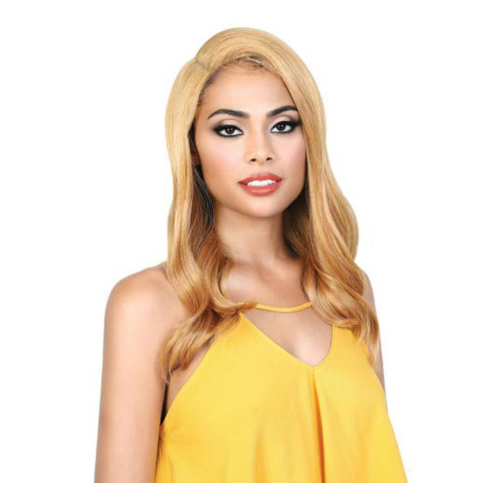 LDP - ARI | Let's Lace Synthetic Deep Part Swiss Lace Front Wig.