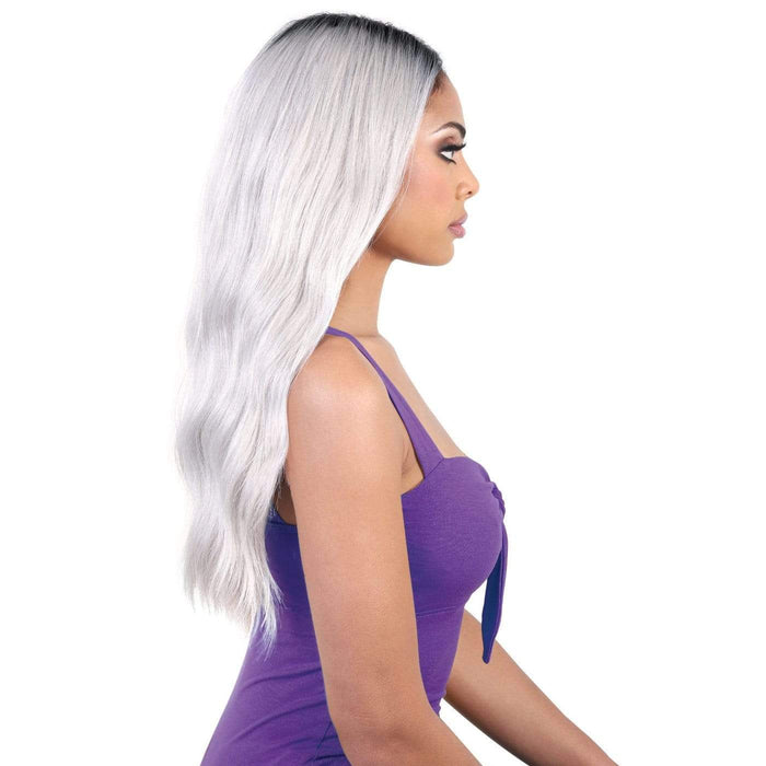 LDP-KIM | Let's Lace Deep Part Swiss Lace Front Wig.