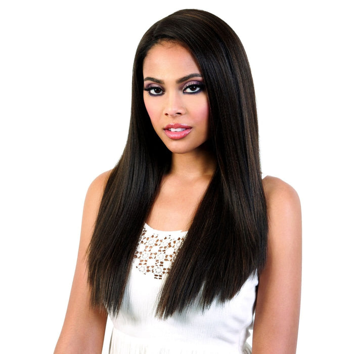 LDP-SPIN61 | Let's Lace Synthetic Deep Spin Part Lace Front Wig.