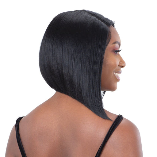 LITE LACE 004 | Lace Front Wig - Hair to Beauty | Color Shown: 1B