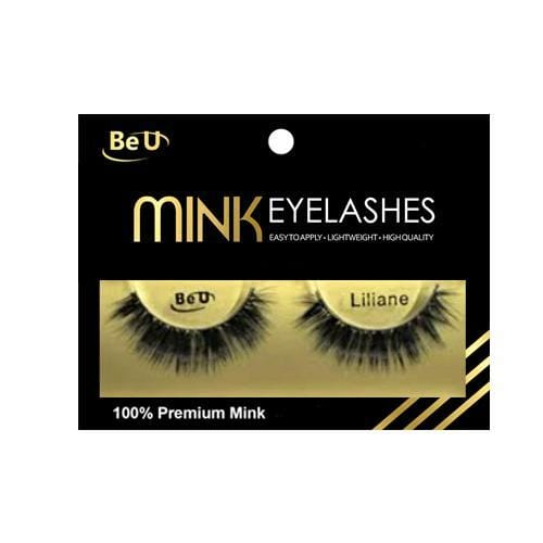 BE U | Mink Eyelashes LILIANE - Hair to beauty