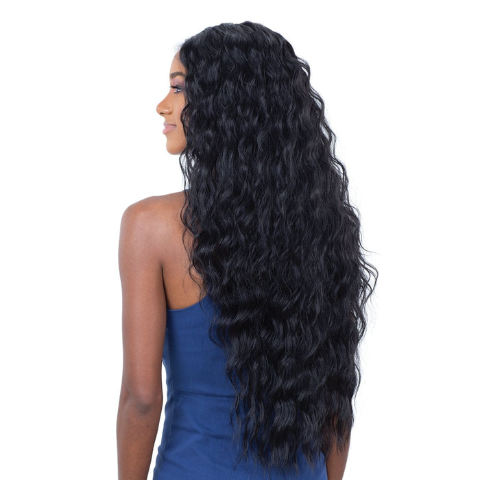 LITE LACE 005 | Lace Front Wig - Hair to Beauty | Color Shown: 1B