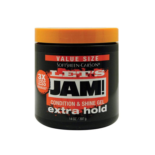 LETS JAM |Extra Bonus Size Gel 5.5oz - Hair to beauty