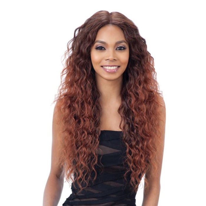 "LOLA | Synthetic 6"" Lace Part Wig."