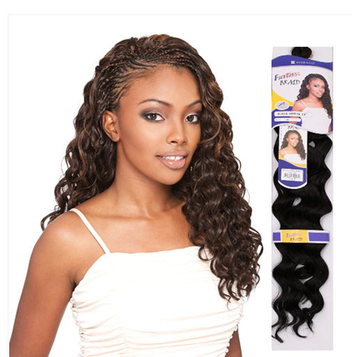LOOSE APPEAL BRAID 24"