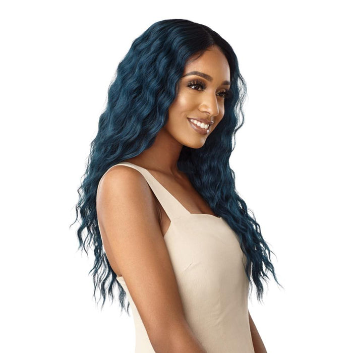 LORELEI | Synthetic Swiss Lace Front Wig.