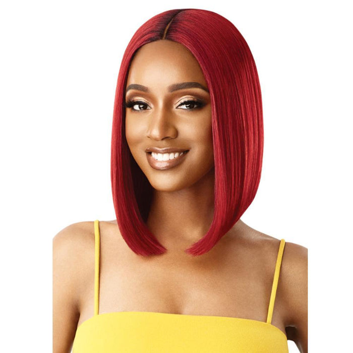 LUNA | The Daily Synthetic Lace Part Wig.