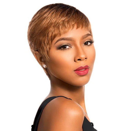 MARA | Sensationnel Empire Celebrity Series Human Hair Wig - Hair to Beauty | Color Shown: