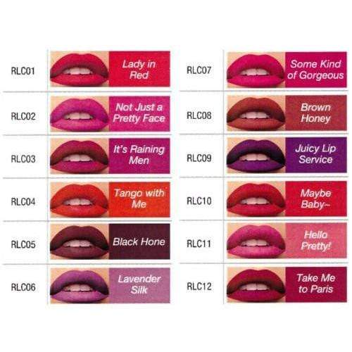 RUBY KISSES | Maracuja Kiss Stick Rare Amazonian Soft Matte Lipstick - Hair to Beauty