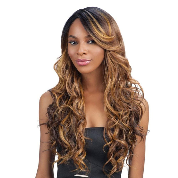 MARIANA | Premium Seven Star Synthetic Wig.