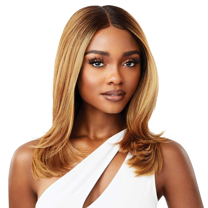 MARTINA | Melted Hairline Synthetic HD Lace Front Wig.