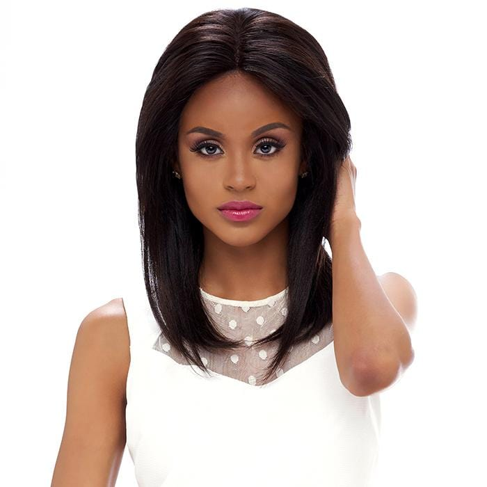 MBL03 | Harlem125 Master Brazilian Natural Remy 4X4 Lace Wig - Hair to Beauty | Harlem125 Color Shown : Virgin