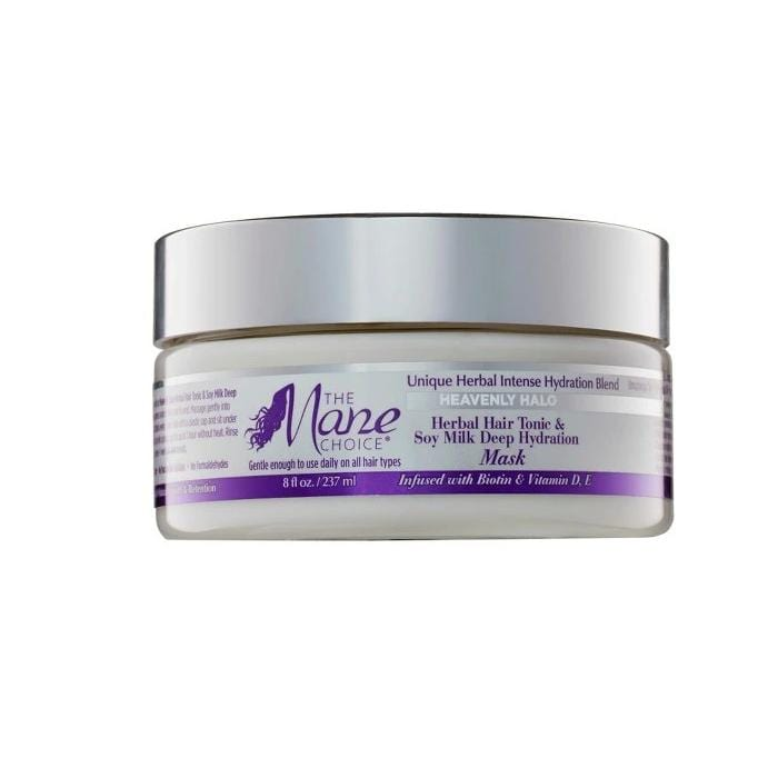 MANE CHOICE | Heavenly Halo Deep Mask 8oz - Hair to Beauty