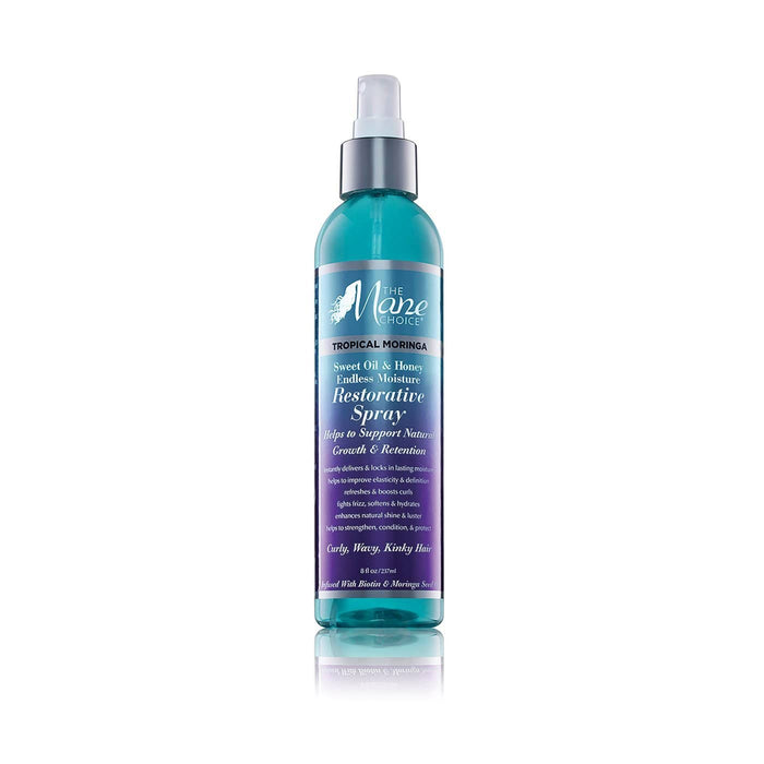MANE CHOICE | Tropical Moringa Growth & Retention Restorative Spray 8oz.