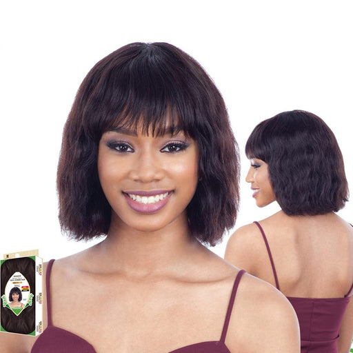 MELODY | Brazilian Human Hair Wig - Hair to Beauty | Color Shown : NATURAL