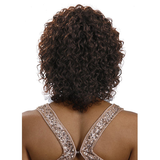 MH1228 WILMA | Bobbi Boss Human Hair Wig - Hair to Beauty | Color Shown: 2