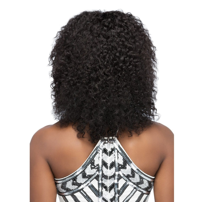 MICHIGAN | Brazilian Remi Swiss Full Lace Wig - Hair to Beauty | Color Shown: NATURAL