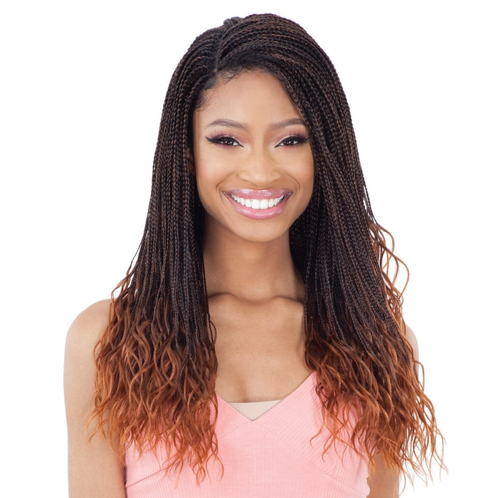 MICRO GORGEOUS BRAID 22"