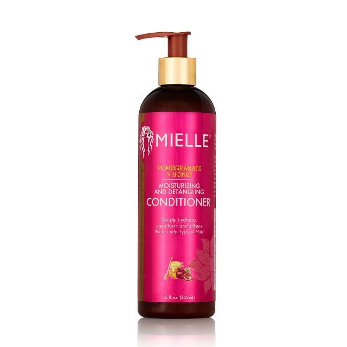 MIELLE | Pomeganate & Honey Moisturizing and Detangling Conditioner 12oz.