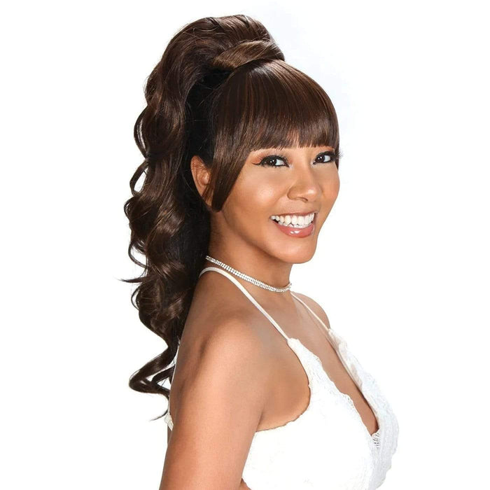 MISS BANG CUTE | Dios Synthetic Ponytail.