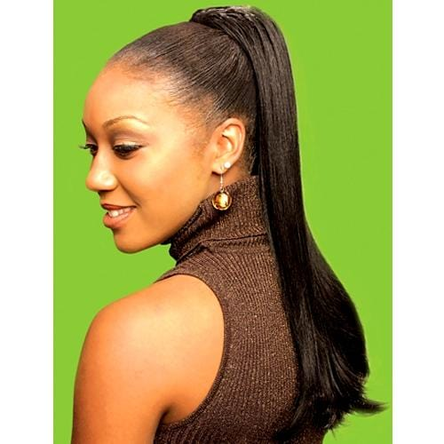 MISS TANZANIA | Dios Synthetic Ponytail.