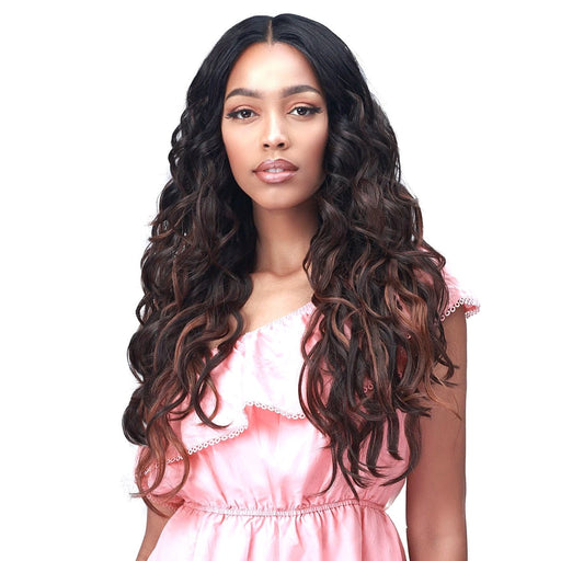 MLF572 ELOISE | Synthetic HD Lace Front Wig.