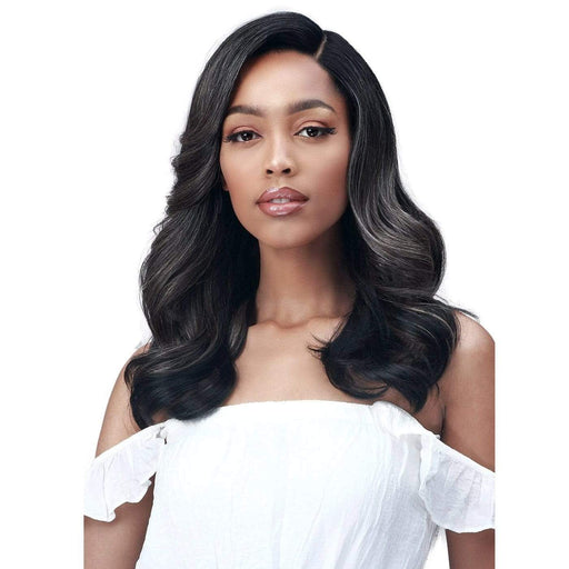 MLF573 RAELA | Synthetic HD Lace Front Wig.