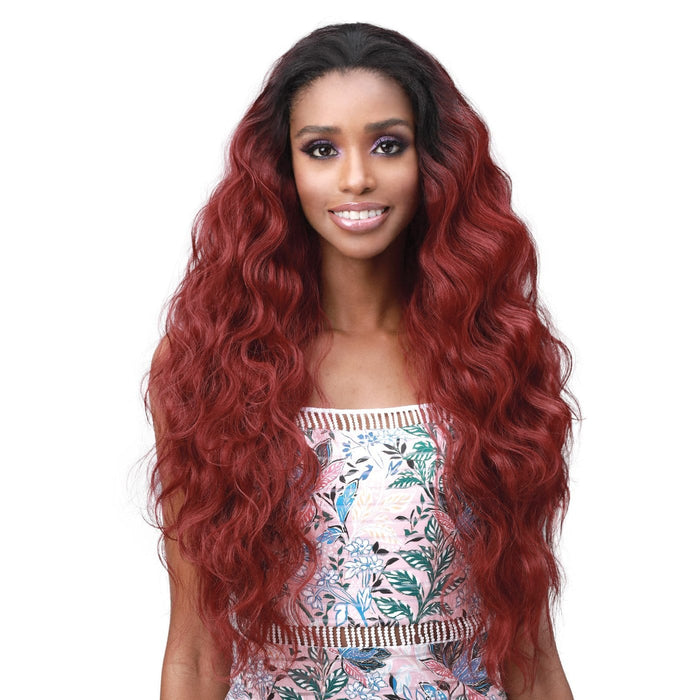 MOGFC001 BODY WAVE | Miss Origin Full Cap Wig - Hair to Beauty | Color Shown: TT1B/BUG