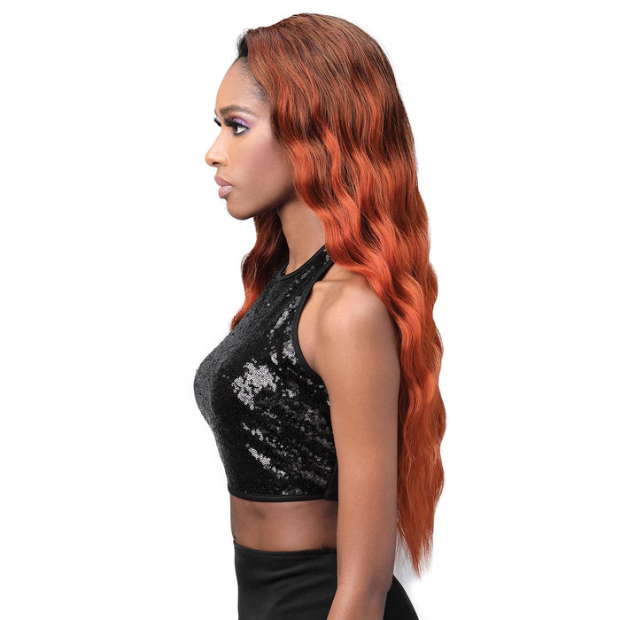 MOGFC005 BEACH WAVE | Miss Origin Full Cap Wig.