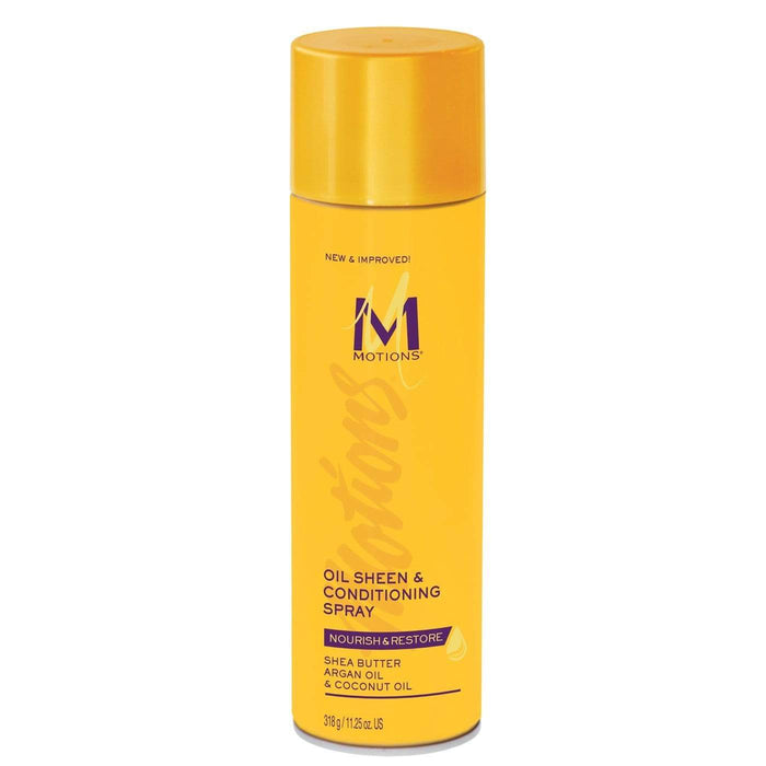MOTION | Oil Sheen and Conditioning Spray 11.25oz.