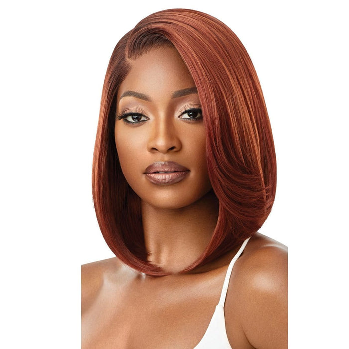 MYRANDA | Melted Hairline Synthetic HD Lace Front Wig.
