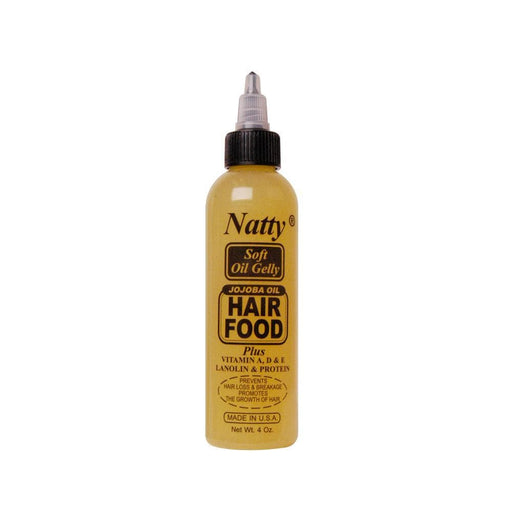 NATTY | Hair Food Yellow 4oz - Hair to beauty