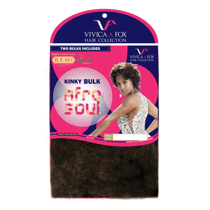 NATURAL HAIR KINKY BULK 16"