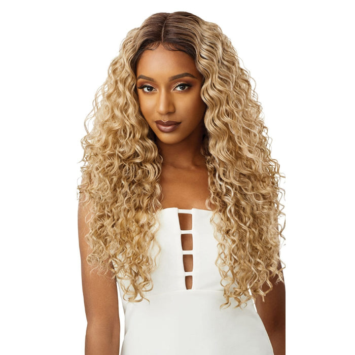 NIKITA | Synthetic L-Part Swiss Lace Front Wig.