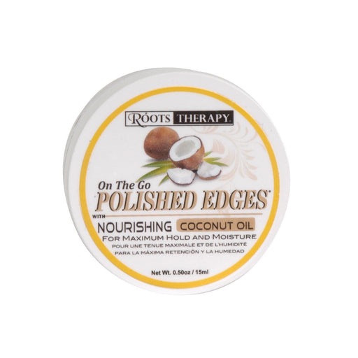 OKAY | Edges Coconut Oil 0.5oz - Hair to beauty